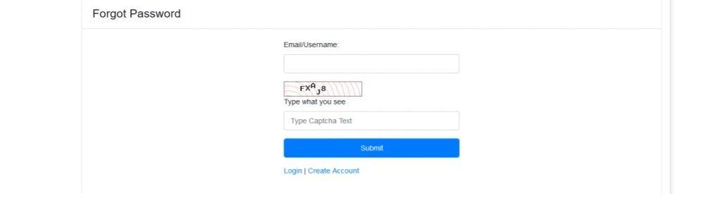 Ajira Portal Forget Password